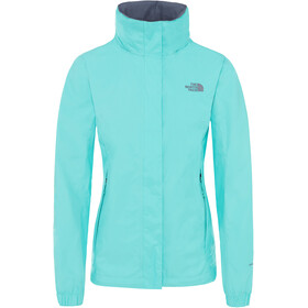 The North Face Resolve 2 Jacket Women mint blue